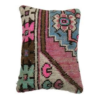 Vintage Rug Fragment Pillow