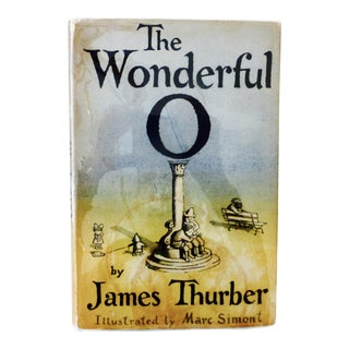 The Wonderful O, James Thurber, First Printing