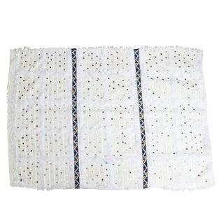 Moroccan Striped Wedding Blanket