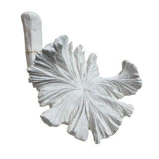 Carved Flower Sculpture