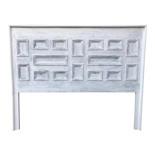 King Size Shabby Chic Headboard