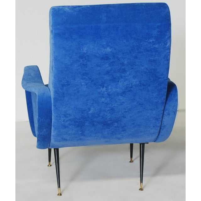 Marco Zanuso Style Lady Chairs - A Pair - Image 6 of 6