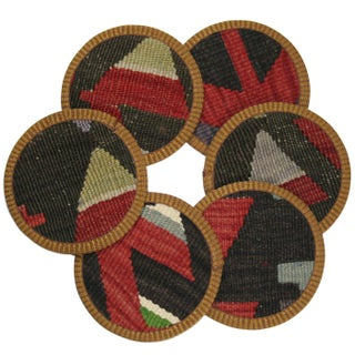 Tacirler Kilim Coasters - Set of 6