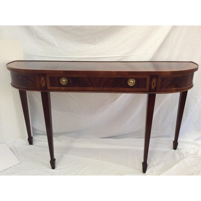 Image of Hekman Copley Square Sofa Table
