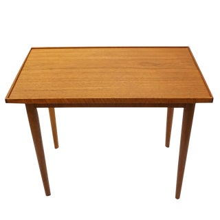 """Ida"" Danish Teak Side Table"