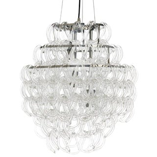 Giogali Style Blown Glass Chandelier