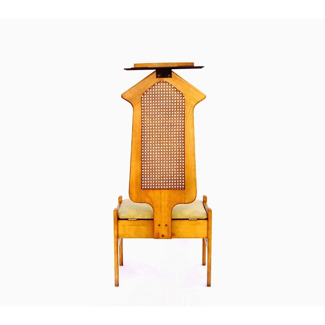 Mid-Century Valet Chair Danish Modern - Image 2 of 7