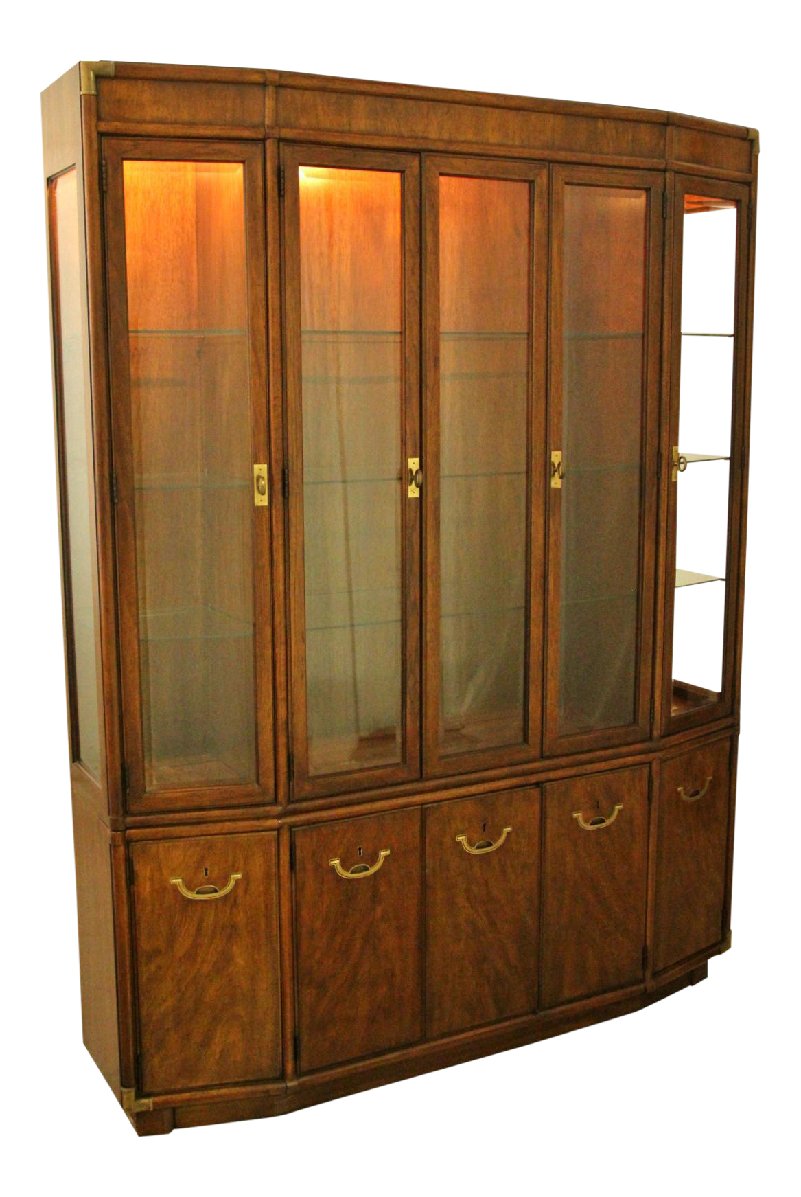 John Van Koert For Drexelu0027s Accolade II Collection China Cabinet