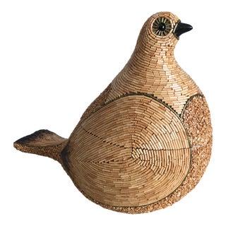 Italian Beaded Bird Box