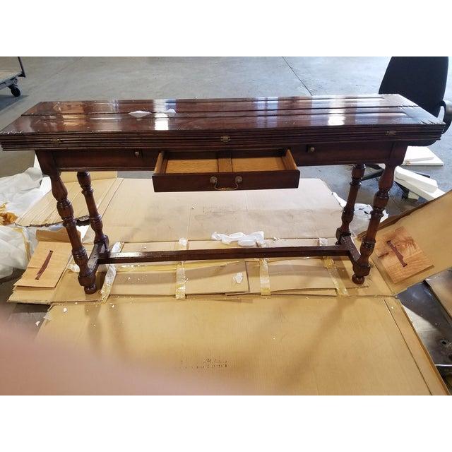 Jonathan Charles Farmhouse Table - Image 3 of 3