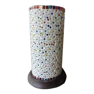 Hand Crafted Mosaic Table Lantern