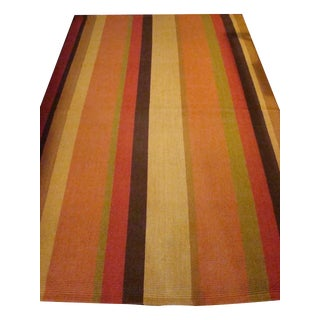 Crate and Barrel Area Rug - 5′ × 8′