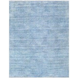 "Pasargad Transitional Silk & Wool Area Rug - 8' 1"" X 10' 6"""