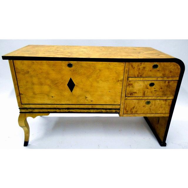 Danish Art Deco Vanity Cabinet - Image 2 of 8