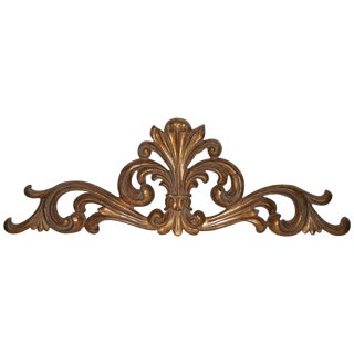 Rococo Architectural Wall Hanging