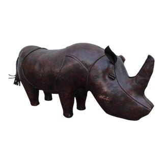 Dimitri Omersa Abercrombie and Fitch Rhino