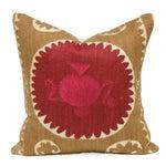 Image of Suzani Mandala Pillow