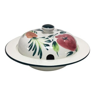 Pizzato Italian Hand Painted Soup Tureen
