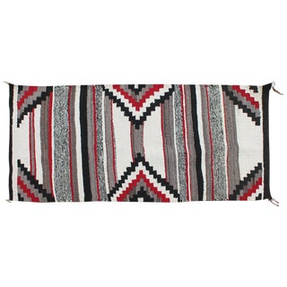 Third Phase Old Style Granado Navajo Weaving