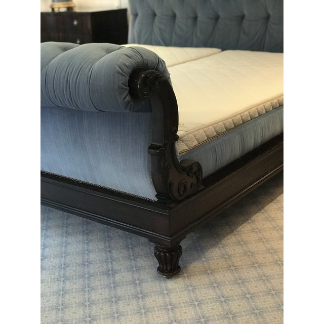 ralph lauren sleeper sofa ralph lauren clivedon tufted bed king size chairish