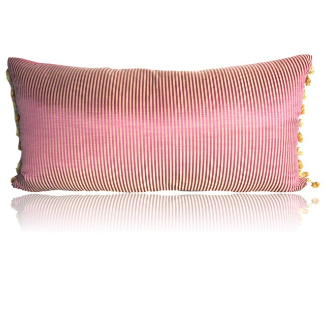 JoAnna Poitier Refurbished Vintage Pillow - Image 4 of 7