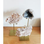 Image of Himalayan Pink Quartz on Stand - Small