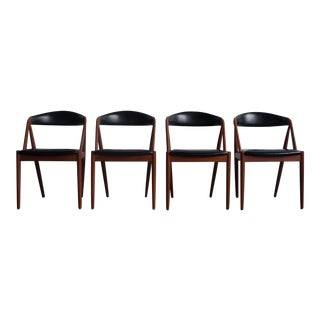 "Kai Kristiansen ""Model 31 Chair"" - Set of 4"