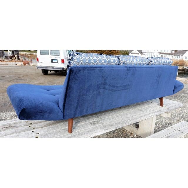 Mid-Century Modern Adrian Pearsall Gondola Sofa - Image 8 of 9