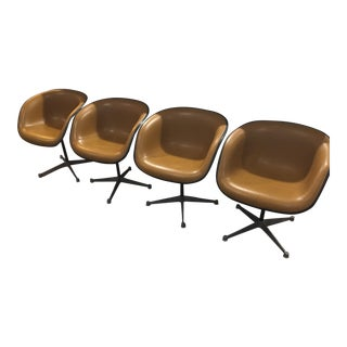 Herman Miller Eames Chairs - Set of 4
