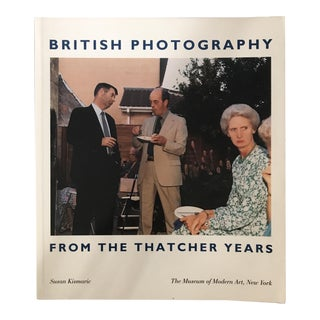 """British Photography From the Thatcher Years"" Book"