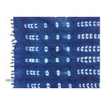 Image of Handwoven African Indigo Textile