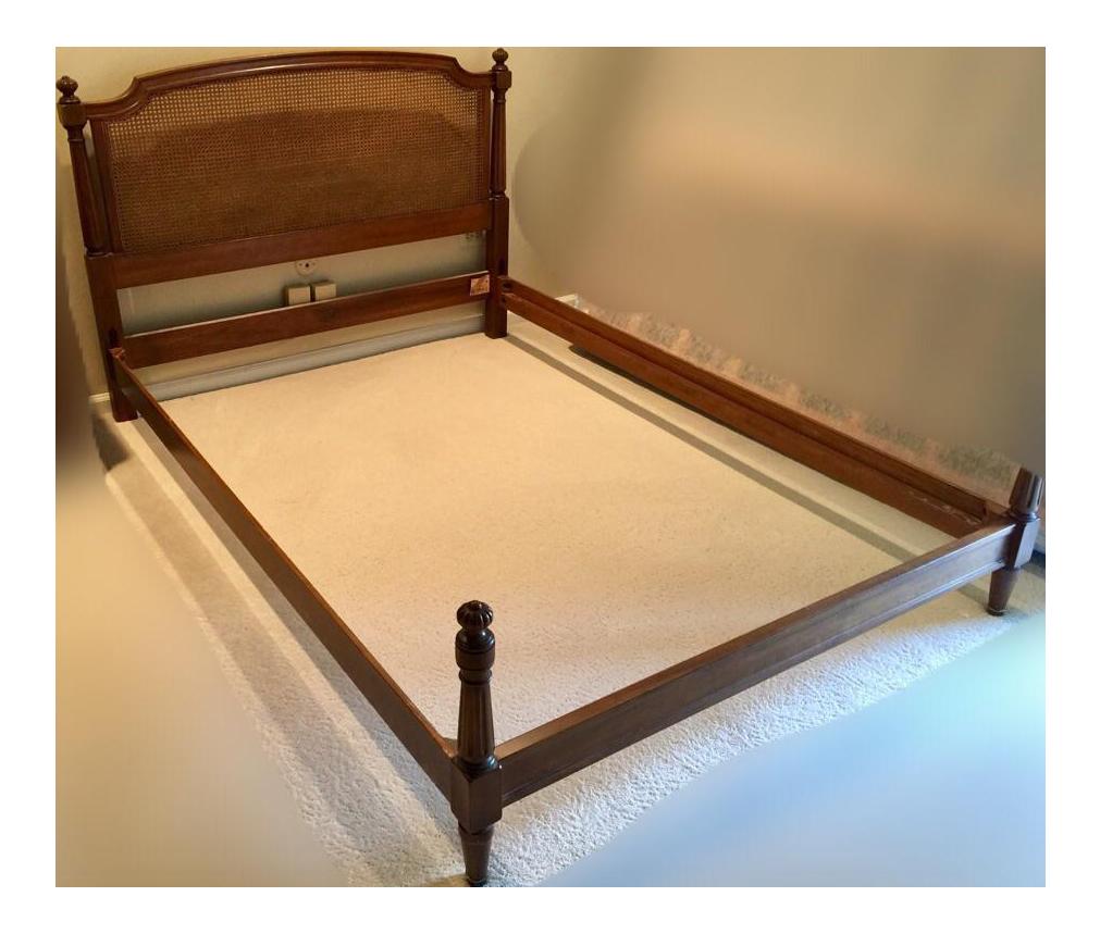 Kindel Full Size Bed Frame