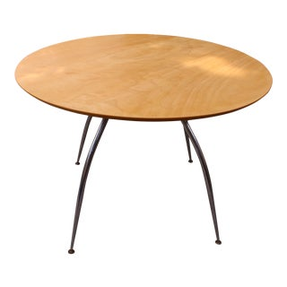 Vintage Modern Spider Leg Dining Table