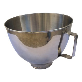KitchenAid Stainless Steel Mixing Bowl (With Dust Shield) K45