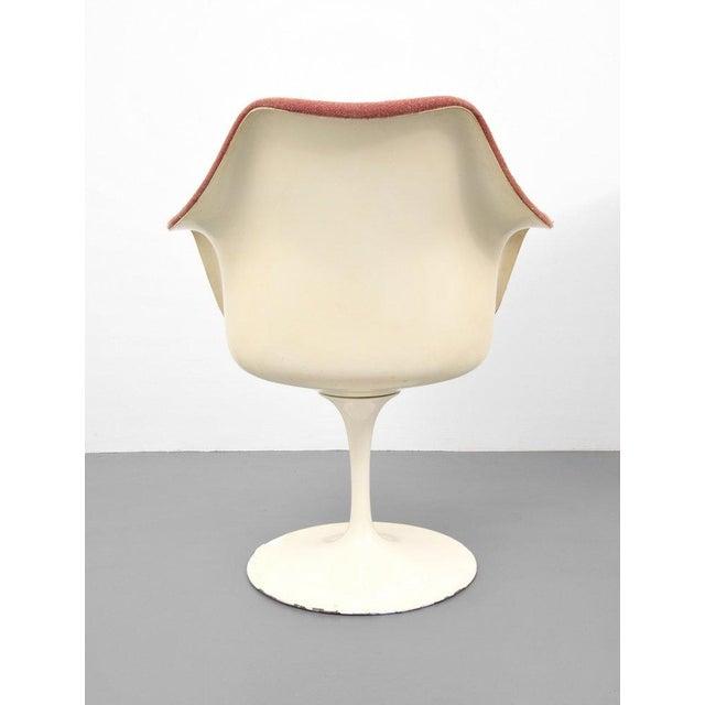Eero Saarinen for Knoll Inc Tulip Arm Chairs, Set of 4 - Image 3 of 9