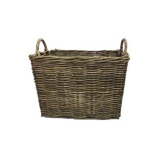 Medium Antique French Basket