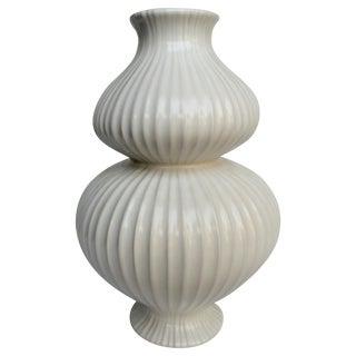 Jonathan Adler White Vase
