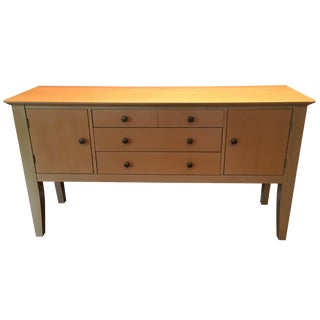 Bernhardt Maple Buffet