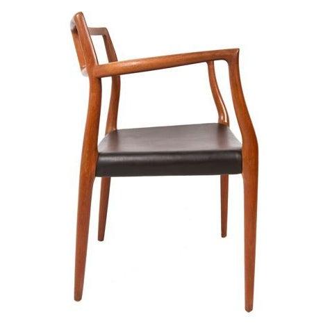 Niels Moller Danish Teak Dining Chairs Set Of 6 Chairish