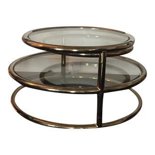 Milo Baughman Vintage Circle Table