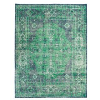 Handmade Satya Area Rug - 8″ × 10″