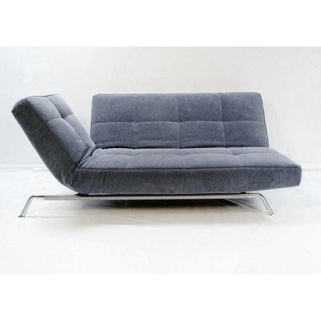 ligne roset smala sofa ottoman chairish. Black Bedroom Furniture Sets. Home Design Ideas
