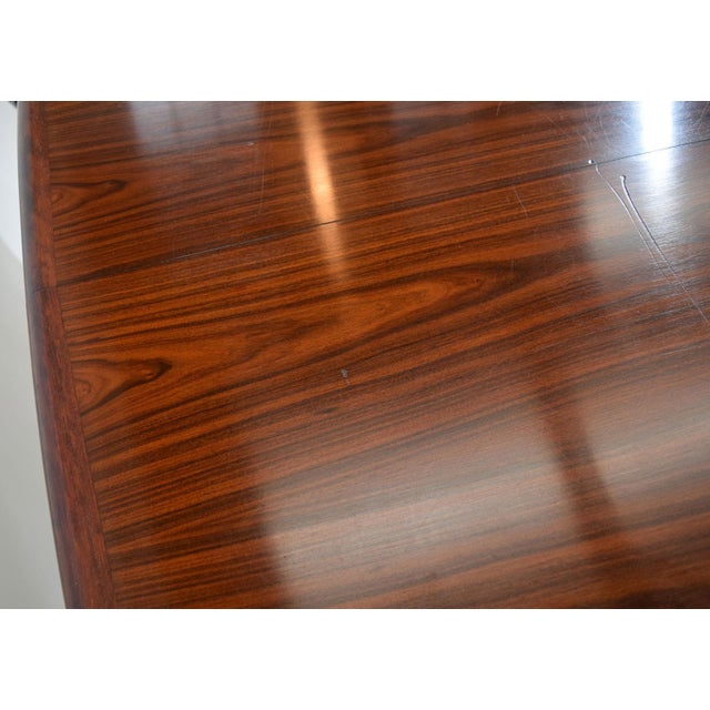 Image of On Hold - Dyrlund Danish Rosewood Dining Table