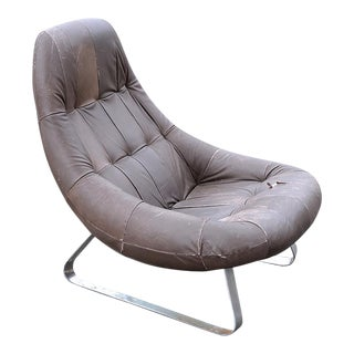 Mid-Century Modern Space Age Percival Lafer Earth Chair