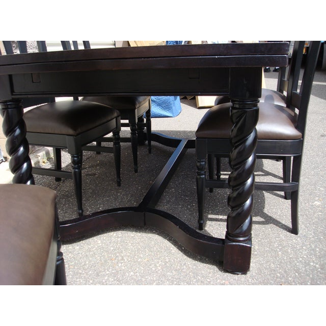 Image of SouthCone Ironwood Extension Table