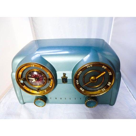 Vintage Bakelite Case Tube-Radio - Image 5 of 6