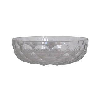 Tiffany & Co Crystal Centerpiece Bowl