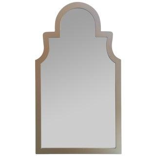 Gold Wooden Framed Mirror