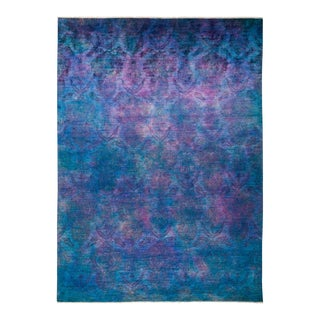 """Hand Knotted Vibrance Area Rug - 8' 1"""" X 11' 0"""""""
