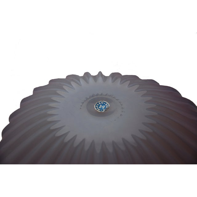 Murano Glass Square Bowl - Image 6 of 7